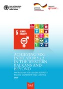 ACHIEVING SDG INDICATOR 5.a.2 IN THE WESTERN BALKANS AND BEYOND.