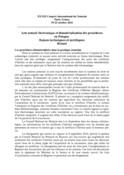 Documento notarial electrónico y desmaterialización de procedimientos en Polonia
